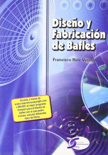 Diseño y fabricacion de bafles por Francisco Ruiz Vassallo