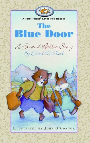 Blue Door (First Flight: Level 2) by David M. McPhail (2005-06-30)