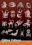 Set mit 32 Tattoo Schablonen