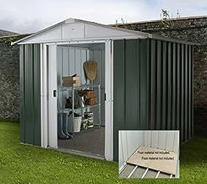 Yardmaster Gartenhaus Bayern 87+ mit Einlegebodenrahmen