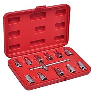 VidaXL 210045 Kit de clés à vidange 12 piècespas cher