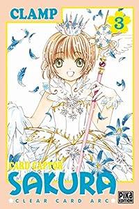 Card Captor Sakura - Clear Card Arc Edition simple Tome 3