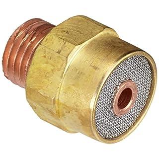 Abicor Binzel 712.6103 Spannzangenkörper für ABITIG GRIP 18 SC Schweißbrenner, Standardversion mit Gaslinse, 3,2 mm Durchmesser, 10 Stück