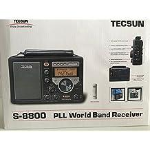 Receptor TECSUN s-8800Metal