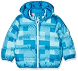 adidas Jungen Baby Faux Jacke, Craft Unity Vapour Blue, 92
