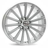 Borbet BLX brilliant silver 8,5x20 ET35 5.00x112 Hub Bore 72.50 mm - Alu felgen