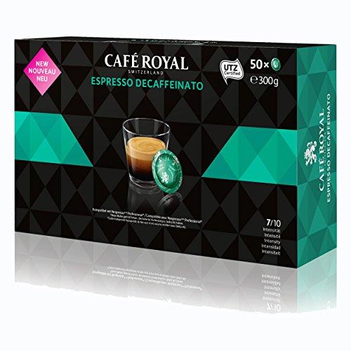 Café Royal Office Pads Espresso Decaffeinato Caffè, Caffè Tostato, cialde, Nespresso Professional System connettore, 100… 2