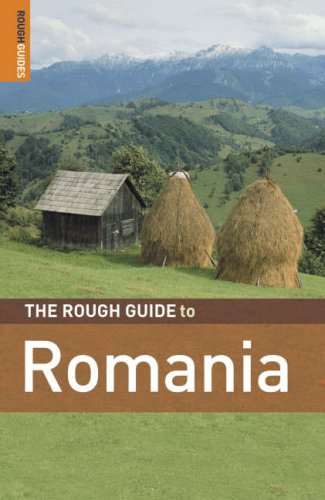 The Rough Guide to Romania 4 (Rough Guide Travel Guides)