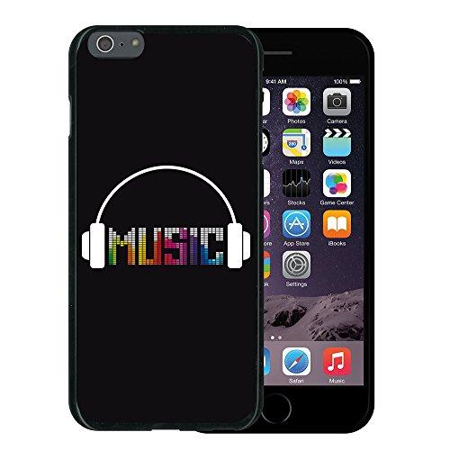 "WoowCase Hülle Case für { iPhone 6 Plus 6S Plus } Handy Cover Schutzhülle Satz - ""I Love You To The Moon And Back"" Housse Gel iPhone 6 Plus | 6S Plus Schwarze D0191"