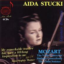 Stucki Plays Mozart