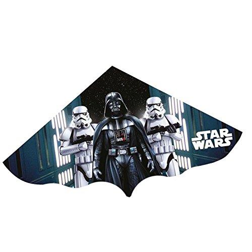 Paul Günther 1225 - Star Wars Vader Kinderdrachen, Sportspielzeug