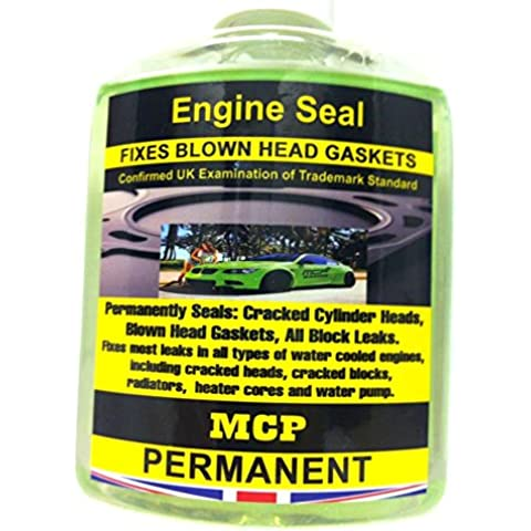 Acero y cabezal de sellado Sellador de juntas MCP agrietada bloques de cilindro y envuelto soplado cabeza junta.,