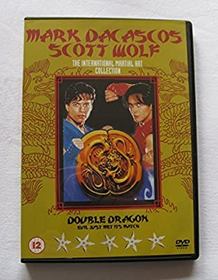 Double Dragon - Evil Just Met Its Match - The International Martial Art Collection by Mark Dacascos