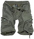 Brandit Vintage Short  Gr:- XL, Farbe:-Oliv