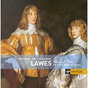 Lawes - The Consorts Setts, Dances & Airs