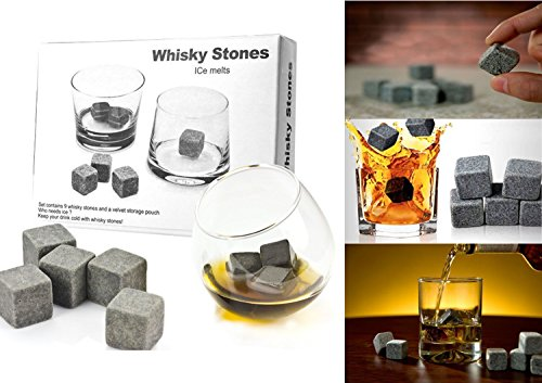 whisky-stones-pemotech-whiskey-rock-beer-stones-wine-cube-9-pcs-whisky-chilling-rocks-ice-stones-dri