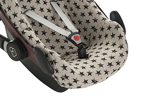 JANABEBE MAXI-COSI COVER LINER Dark Sky for PEBBLE and BEBE CONFORT