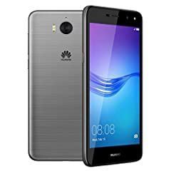 Idea Regalo - Huawei Nova Young Smartphone, 16 GB, Grigio