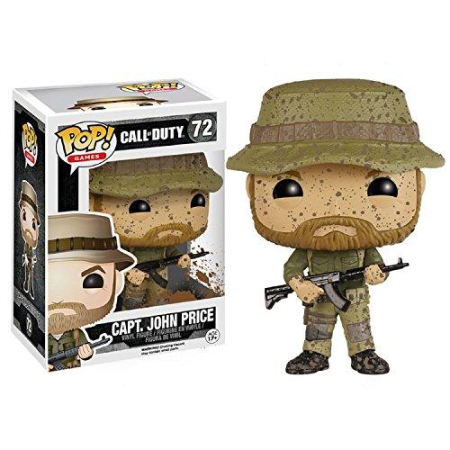 Funko Pop! Call of Duty – Capt. John Price