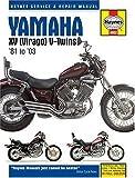 Yamaha XV (Virago) V-Twins 1981 to 2003