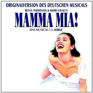 Mamma Mia! Deutsche Originalaufnahme aus dem Operettenhaus Hamburg