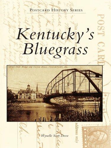 Kentucky's Bluegrass (Postcard History Series) (English Edition) -