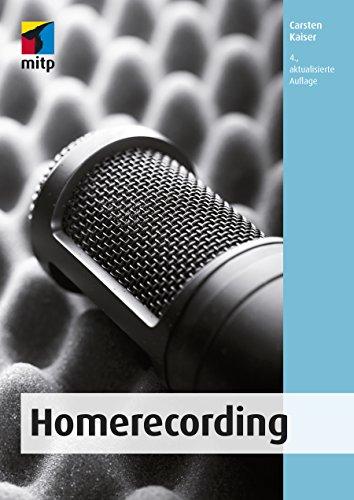 Homerecording (mitp Kreativ)