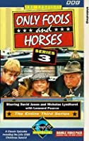 Only Fools And Horses: The Complete Series 3 [VHS] [1981]