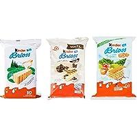 Kinder Ferrero Brioss Kuchen Testpaket italienisch classic brioche kekse set