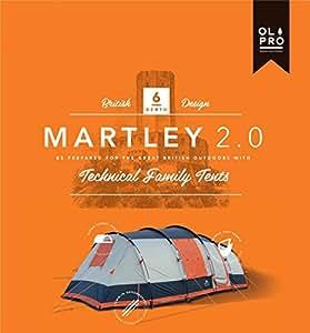OL PRO La Tente De Couchette Martley 2,0 6