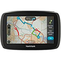 TomTom GO 40 4 inch Sat Nav with Western European Maps - Black