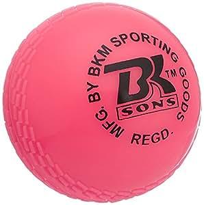 BKM WIND CRICKET BALL PINK