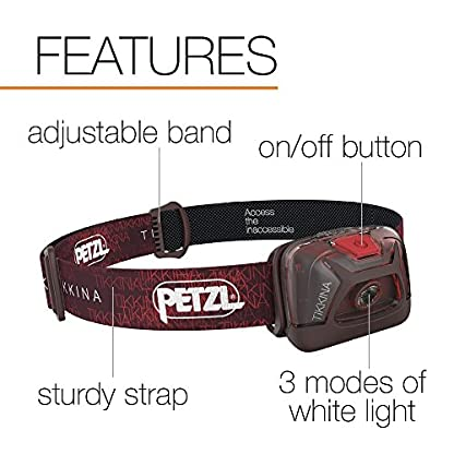 PETZL Tikkina Headlamp 4