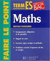 Maths Terminale ES (Faire le Point)
