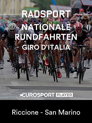 Radsport: 102. Giro d Italia 2019 - 9. Etappe: Riccione - San Marino