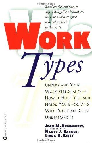 Work Types by Jean M. Kummerow (1997-03-01) gebraucht kaufen  Wird an jeden Ort in Deutschland