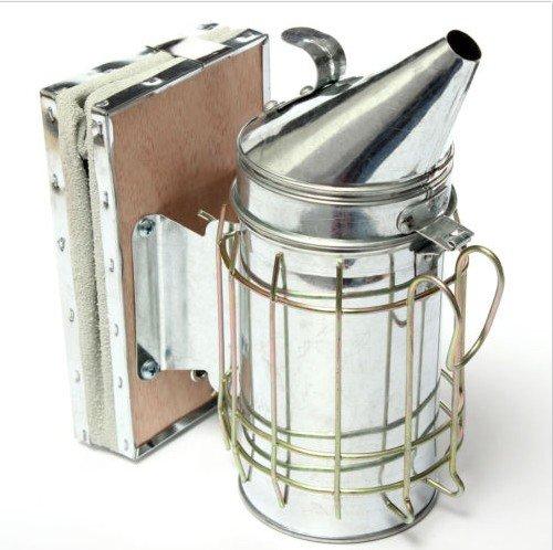 LamYHeng Beekeeping Tools Kit -10 Pcs. -Bee Hive Smoker, Beekeeping Accessory -Bee Keeping Tool 6