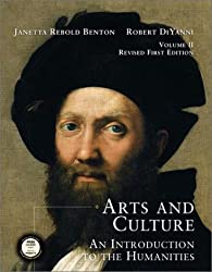 Arts and Culture: An Introduction to the Humanities, Volume II, Revised (with CD-ROM) with CDROM