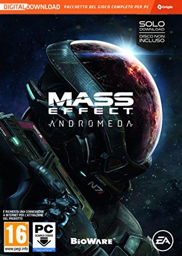 Foto Mass Effect: Andromeda - Codice Digitale nella Confezione - PC