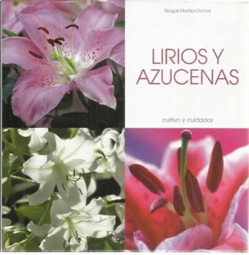 Lirios y azucenas por Magali Martija-Ochoa
