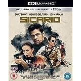 Sicario 4K UHD + Blu Ray. / U.K. import.