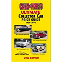 Ultimate Collector Car Price Guide