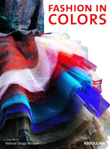 Fashion in Colors: Viktor & Rolf & Kci por Claude Levi-Strauss