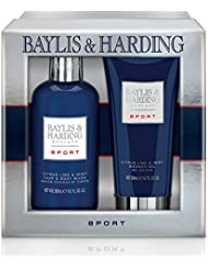 Baylis & Harding Grooming Duo Gift Set, Citrus Lime and Mint