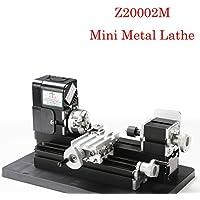 Mini 24w Metal Lathe Z20002M para hobby Modelmaking