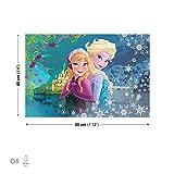 Disney Frozen Eiskönigin Elsa Anna Leinwand Bilder (PPD243O4FW)