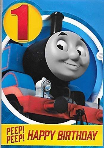 Unbekannt Thomas & Friends Alter 1 Geburtstagskarte