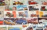 Prophila sellos para coleccionistas: motivos 50 diferentes coche y Los vehículos de motor sellos
