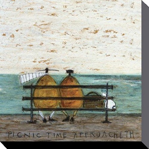 set-sam-toft-mr-and-mrs-mustard-picnic-time-approacheth-cuadro-lienzo-montado-sobre-bastidor-40x40-c