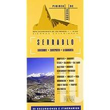 Serrablo (guia + mapa) (Cartas Pirineo)
